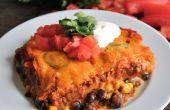 Lasagne à la mexicaine