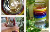 Revamp projet bocal en verre !