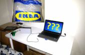 Comment installer table IKEA ?