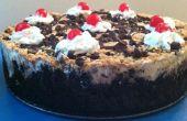 Gâteau de crème glacée (comme WOAH)