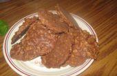 Délicieux, biscuits sans cuisson au four !