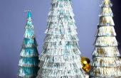 Arbres de Noël de Fringe sont amusant et facile à faire