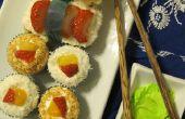 Cupcakes Sushi !