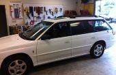 Changer le liquide de différentiel dans une 1999 Subaru Legacy