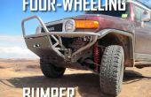 Pare-chocs pour camion tout-terrain personnalisé acier