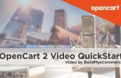 OpenCart tutoriel pour les débutants - Version 2.0 - 2.X