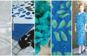 La main & main cousu Textiles
