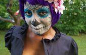 Maquillage Halloween (Muerte)