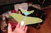 3D PLA d'impression sur du papier absorbant