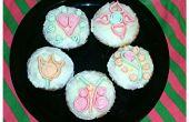 Piquants Fondant Cupcakes