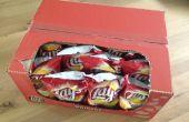 Boîte de chips de pommes de terre