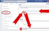 Comment des privilèges d'administrateur de Grant à une Page Facebook personnalisée