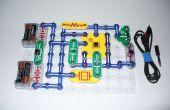 Construire un Theremin optique--améliorer votre Snap Circuits en ajoutant un Circuit intégré de 555 Timer II