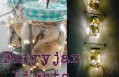 Coin des lumières Fairyjar