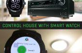 Comment contrôler la maison avec montre