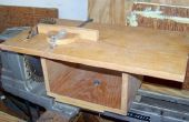 Banc de scie de Table pour un tour à bois