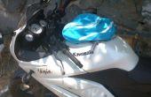 BRICOLAGE pas cher sacoche de réservoir moto