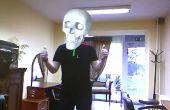 Augmented Reality et Kinect : augmenter le crâne et le masque de l'homme de fer