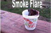 Flare de fumée