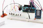 Construire un indicateur de batterie Lipo