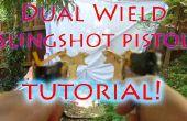 Comment faire double brandir pistolets Slingshot