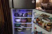 Est mon frigo porte ouverte? !