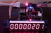 MAX7219 - 8 chiffres affichage LED Module pilote pour ESP8266