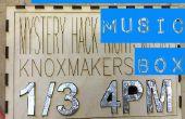Surdimensionné musique poitrine, pour MaKey MaKey