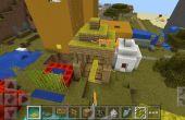 Comment faire un gazebo sur Minecraft n'importe quelle version