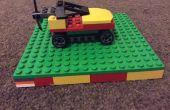 LEGO voiture avec hélice