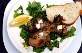 Saveur paniers repas savoureux poulet rapide N