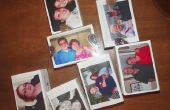Cartes de nom unique photo/Jellybean mariage