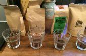 Café dégustation - test de goût