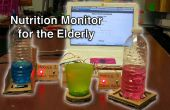 Moniteur de nutrition pour les personnes âgées