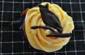 Hanté de Pumpkin Patch Cupcakes