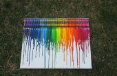 Crayons à dessiner fonte Art