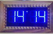 Horloge en temps réel Arduino MAX7219