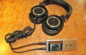 Équilibré des écouteurs pour environ 130 $