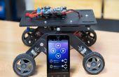 Téléphone simple contrôlée Rover
