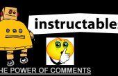 Le secret peu connu pour gérer les commentaires ennuyeux sur votre instructable !