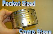 Pocket Sized Camp poêle (amélioré le