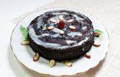 Préparer le pouding au chocolat délicieux