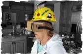 Casque de réalité virtuelle sécurité