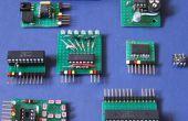 PicAxe projets #1: Faire vite les Modules de circuits imprimés