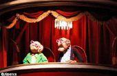 Faire Statler et Waldorf Animatronics