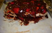 Chocolat Meringue fraises