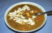 Comment à soupe faire des pois cassés et jambon, la façon dont ma mère m'a appris