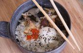 Comment les oeufs de saumon de la saumure