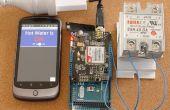 Fiable, sécurisé, contrôle à distance SMS personnalisables (Arduino/pfodApp) - aucun codage ne requis
