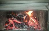 Bien sûr le feu moyen d'allumer un feu